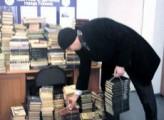В рамках проекта «Единой России» в Глазове собрали 2 тысячи книг