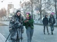 На улицах появились герои «Игры престолов»