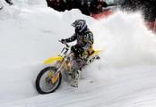 В республике пройдет первенство по зимнему мотокроссу