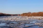 Уровень воды в Чепце поднялся уже почти на два метра