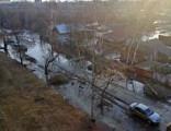 В Глазове подтопило 16 домов