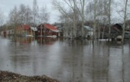 Паводок в Удмуртии назвали сильнейшим за последние 10 лет