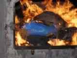 Две тысячи единиц огнестрельного оружия сожгли в печах «Ижстали»