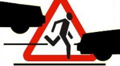 В Глазове пьяный водитель сбил пешехода