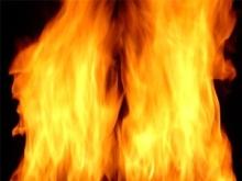В Глазовском районе в пожаре погиб 69-летний мужчина