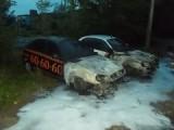 Только за январь в Ижевске сгорело 12 автомобилей