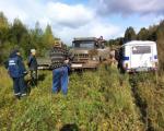К поискам грибника возле Глазова привлекли вооруженных полицейских