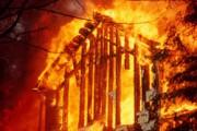 В Дебесах при пожаре погибли три человека