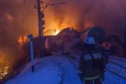 Крупная железнодорожная авария в Кирове