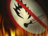 Ввод особого противопожарного режима в лесах