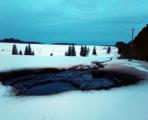 В Удмуртии произошел разлив нефти
