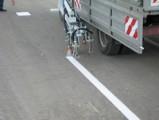 Дорожная разметка на всех глазовских дорогах должна появиться в течение июня