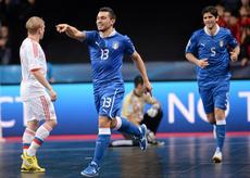 Глазовские футболисты выиграли серебряные медали чемпионата Европы