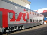 Из Ижевска в Москву отправился первый двухэтажный поезд