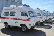 Больницам Удмуртии передали очередные 6 машин скорой помощи