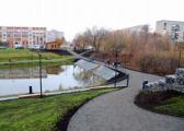 В Ижевске открыли сквер оружейника Драгунова