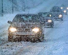 Жителей Удмуртии предупреждают о сильном снегопаде в ночь с 26 на 27 декабря