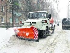 На глазовские улицы зимой выйдет до 24 единиц специальной техники
