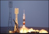При старте ракеты-носителя «Союз-ФГ» с новым экипажем МКС произошла авария