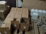 В Ижевске полицейские изъяли более 1000 коробок спиртосодержащей продукции
