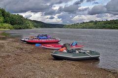 В Удмуртии запустили туристический проект «7 рек»