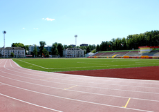 Глазовчане бесплатно смогут заниматься фитнесом на городском стадионе