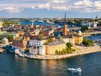 Экскурсия по метро Стокгольма