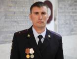 Глазовский полицейский награжден медаль «За спасение погибавших»