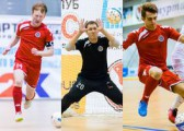 Три игрока «Прогресса» попали в расширенный состав сборной России