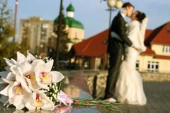 С начала года в Глазове сыграли 190 свадеб
