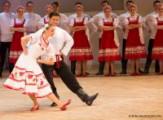 Танцевальный ансамбль Игоря Моисеева порадовал ценителей танцев новым выступлением в Москве