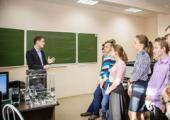 В школьном технопарке Глазова, созданном по инициативе ТВЭЛ, учащиеся осваивают навыки 3D–конструирования