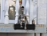 Украденный в Ижевске памятник туристу пытались продать в соцсетях
