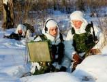 Российские войска возвращаются в казармы