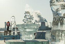 В Ижевске стартовал фестиваль «Удмуртский лёд»