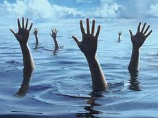 За месяц в водоемах Удмуртии утонули 7 детей