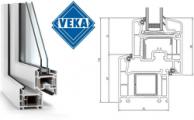 Преимущества и особенности пластиковых окон VEKA