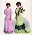 Какой была мода в начале ХХ века